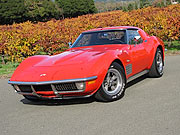 1970 Chevy Corvette Sting Ray