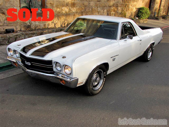 find used 1970 el camino super sport ss 396 calif car cowl induction auto air cond pw in. Black Bedroom Furniture Sets. Home Design Ideas
