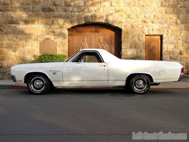 1970 Chevy el Camino SS 396 for Sale