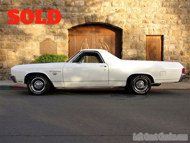1970 Chevy el Camino SS 396 for Sale