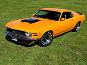 1970 Mustang Boss 429 Concept for sale