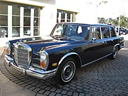 1970 Mercedes-Benz 600 Grand Limousine