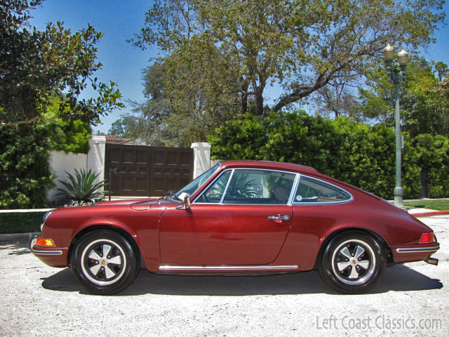 1970 Porsche 911t Coupe For Sale