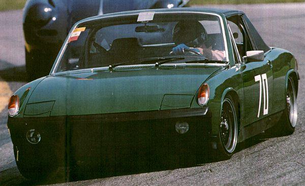 Track Race Cars For Sale 1970 Porsche 914/6 For Sale