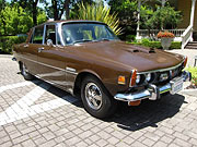 1970 Rover 3500s P6 Saloon