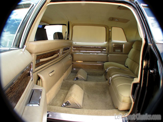 Find Used 1971 Cadilllac Series 75 Factory Limousine W