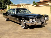1971 Cadillac Series 75 Fleetwood Limousine