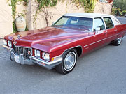 1971 Cadillac Fleetwood Series 75 Limousine