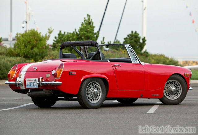 You are 1971 mg midget replicas pity