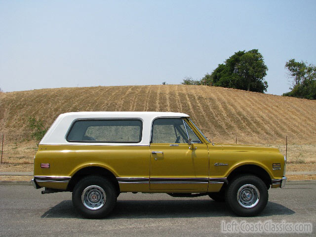 1972 k5 blazer for sale with full convertible 4x4. Black Bedroom Furniture Sets. Home Design Ideas