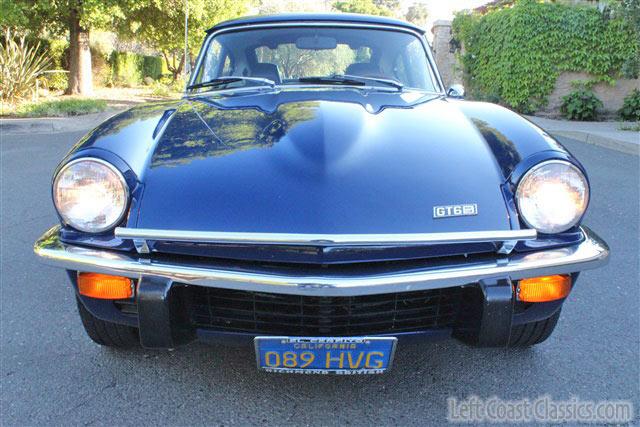 1972 Triumph Gt6 Mk3 For Sale