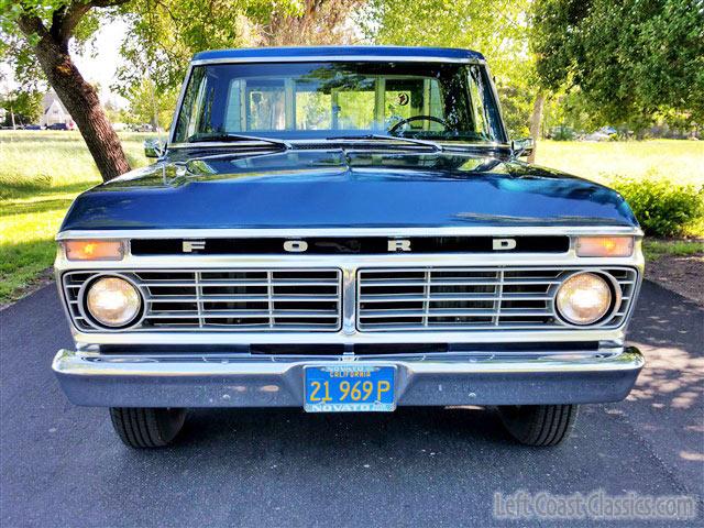 1973 ford f100 ranger pickup for sale. Black Bedroom Furniture Sets. Home Design Ideas