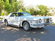 1973 Stutz Blackhawk Coupe