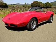 1974 Chevrolet Corvette L-82 Convertible
