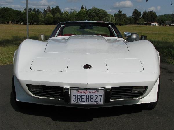 1976 Corvette Stingray L48 T Top Coupe For Sale