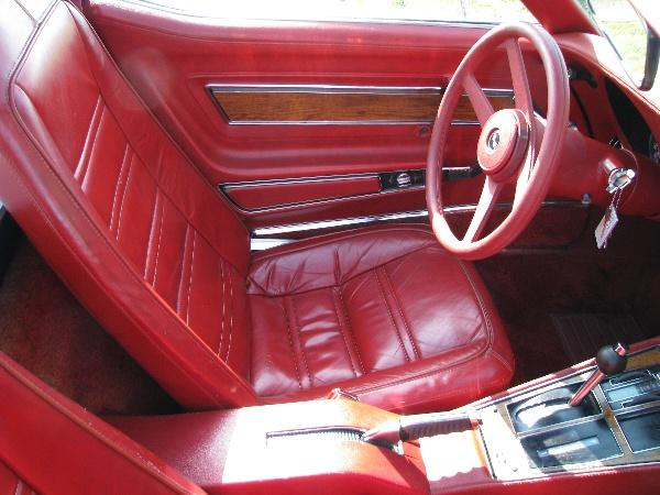 1976 Corvette Stingray Interior Img 6641