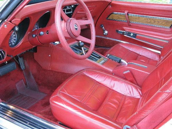 1976 Corvette Stingray Interior Img 6679