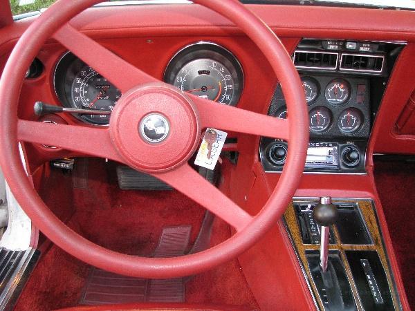 1976 Corvette Stingray Interior Img 6702