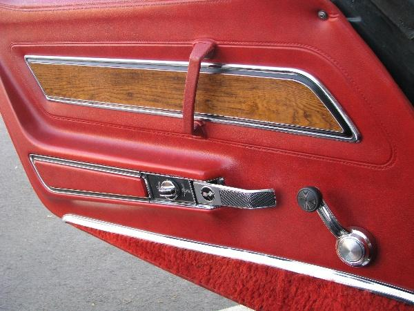 1976 Corvette Stingray Interior Img 6711