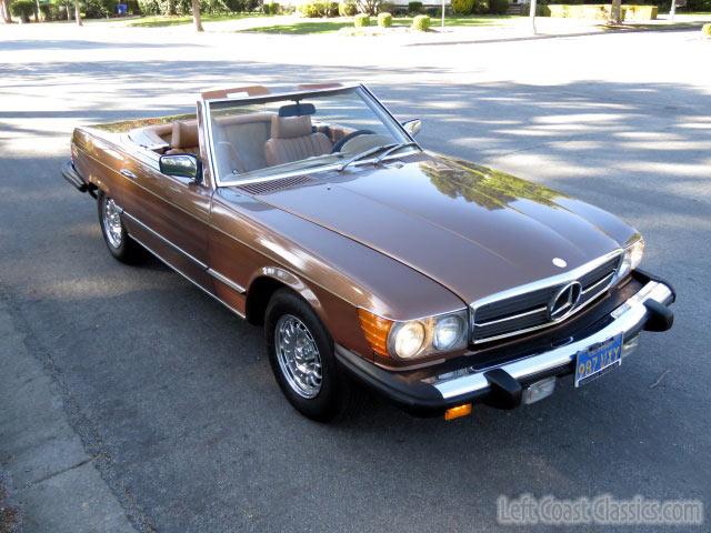1978 mercedes benz 450sl convertible for sale for Mercedes benz 450sl 1978
