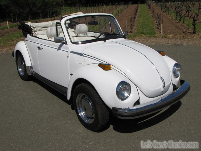 1978 volkswagen super beetle convertible for sale. Black Bedroom Furniture Sets. Home Design Ideas