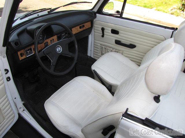 1978 Volkswagen Super Beetle Convertible for Sale