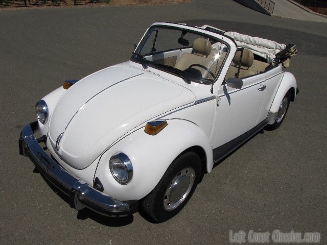 1978 vw super beetle convertible for sale. Black Bedroom Furniture Sets. Home Design Ideas
