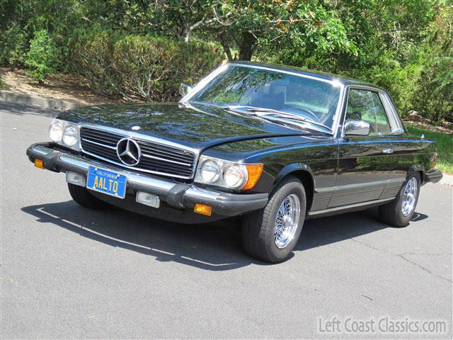 1979 mercedes benz 450 slc c107 for sale for Mercedes benz 450 slc