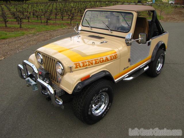 1981 jeep cj7 for sale cj7 jeep renegade. Black Bedroom Furniture Sets. Home Design Ideas