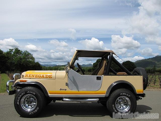 1981 jeep cj7 renegade body gallery 1981 jeep cj7 renegade 872