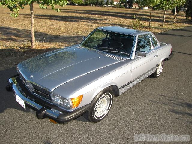 Classic Car Auctions >> 1983 Mercedes 380SL Roadster Body Gallery/1983-mercedes ...