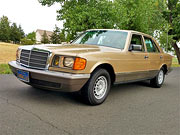 1984 Mercedes-Benz 300 for sale