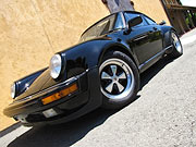 1984 Porsche 911 Sunroof Coupe