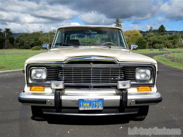1985 jeep grand wagoneer for sale. Black Bedroom Furniture Sets. Home Design Ideas