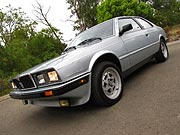 1985 Maserati Bi Turbo Coupe