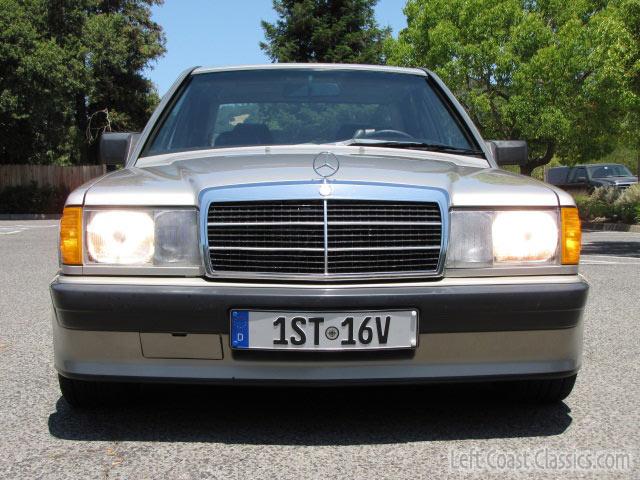 1986 Mercedes Benz 190e 2 3 16 For Sale