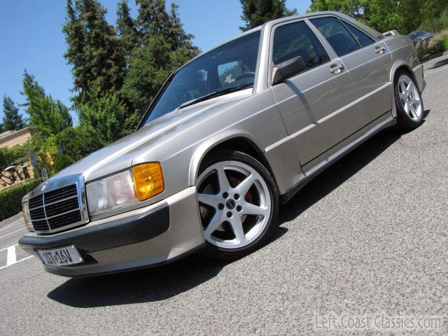 1986 mercedes benz 190e 2 3 16 for sale for Mercedes benz 190e for sale