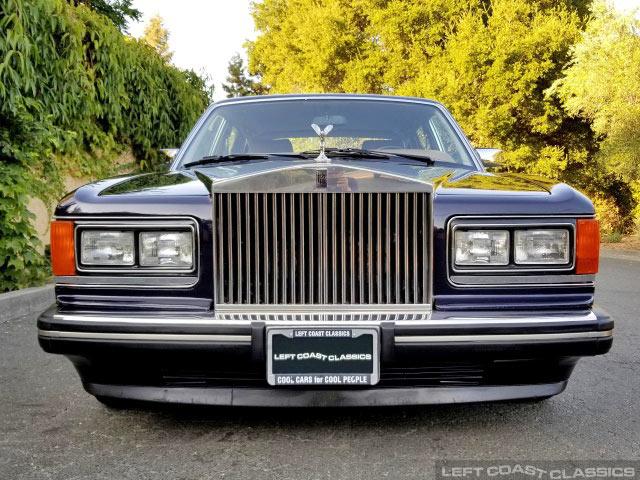 1991 Rolls Royce Silver Spur II