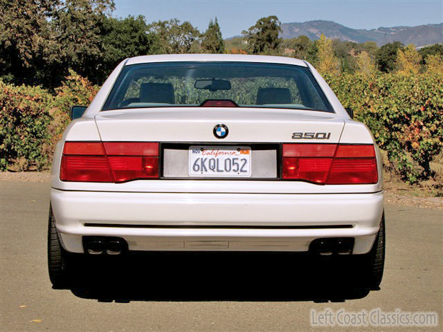 Find Used 1992 Bmw 850i 2 Owner V12 Automatic