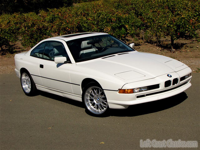 1992 bmw 850i for sale. Black Bedroom Furniture Sets. Home Design Ideas