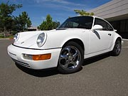 1992 Porsche 911 964 Carrera 2 Sunroof Coupe