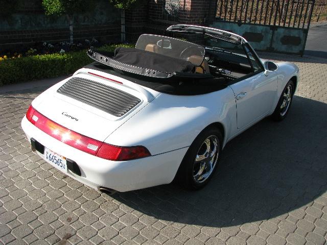 1995 porsche 911 993 carrera cabriolet c2 for sale. Black Bedroom Furniture Sets. Home Design Ideas