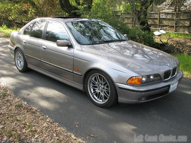 BMW I Dinan For Sale High Performance Upgrades - Bmw 540i 2005