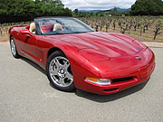 1999 Chevrolet Corvette C5 Convertible