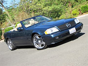 1999 Mercedes SL500 for sale