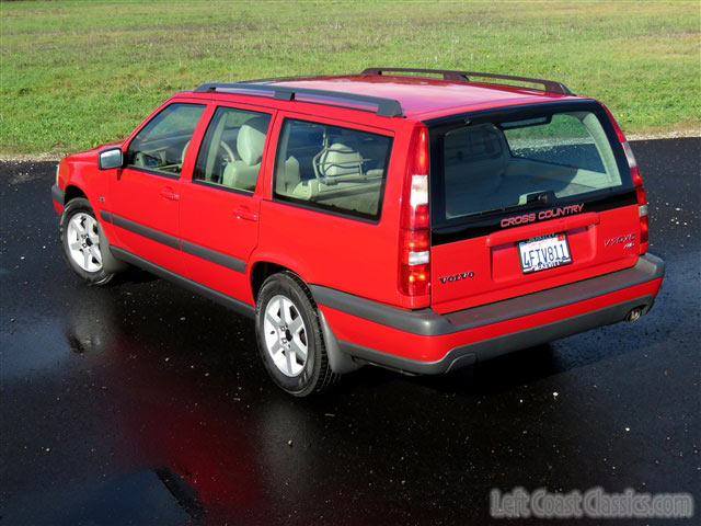 1999 volvo xc cross country xc ebay. Black Bedroom Furniture Sets. Home Design Ideas