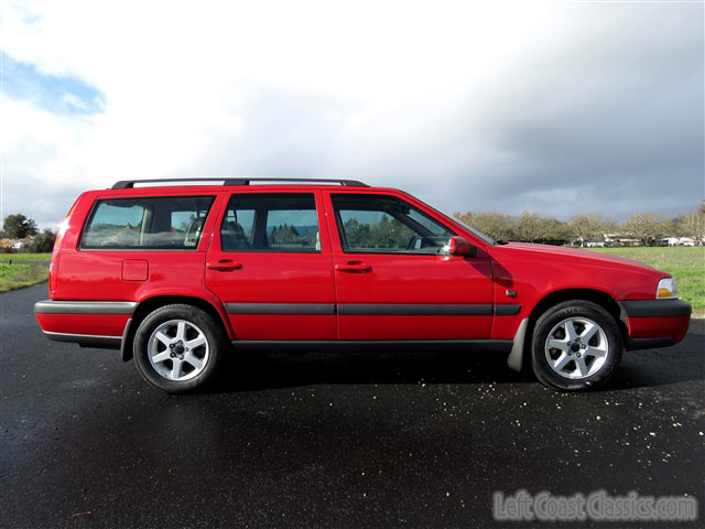 1999 volvo v70 xc awd cross country wagon for sale