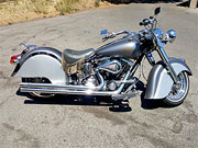 2000 Indian Chief Silver Anniversary Motorcycle