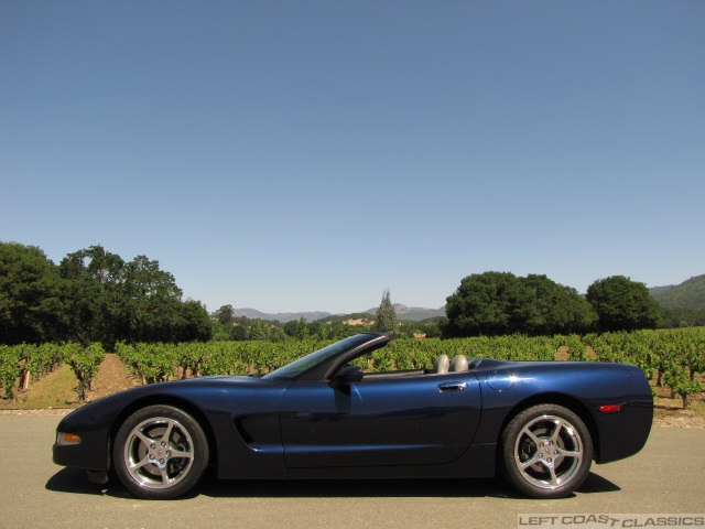 2001 Chevrolet Corvette C5 Convertible Photo Gallery 2001