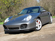 2002 Porsche 911 Turbo AWD